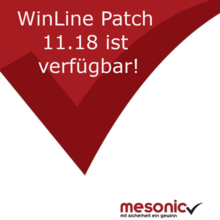 mesonic Patch 11.18