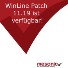 mesonic Patch 11.19