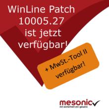 mesonic WinLine MwSt.-Tool II