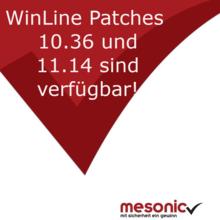Patch Update 10005.36 & 11000.14