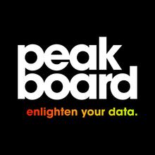 Peakboard - unser neuer Partner
