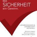 Lizenzmeldung WinLine Compact für Kunden aus Deutschland