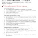 Systemvoraussetzungen mesonic WinLine