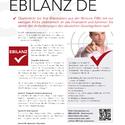 mesonic E-Bilanz Datenblatt