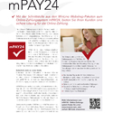 mesonic mPAY24 für Webshop Datenblatt